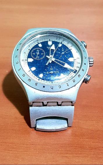 Relógio Swatch Irony Aluminium (usado)