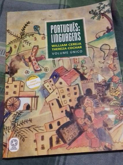 Livro Português Linguagens Vol. Único