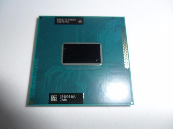 Processador P/ Notebook Core I5 / 3ª Geração /3230m / Sr0wy