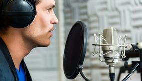 Locutor Voz Impacto Promoção