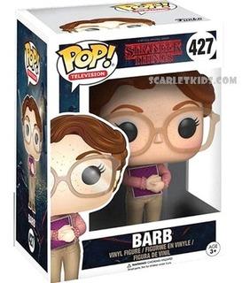 Funko Pop Barbara Stranger Things 427 Original Scarlet Kids