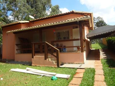 Casa 03 Quartos Para Locação - 1135