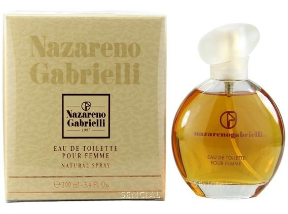 Perfume Nazareno Gabrielli Feminino 100 Ml Original
