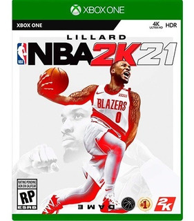 ..:: Nba 2k21 ::.. Xbox One En Game Center
