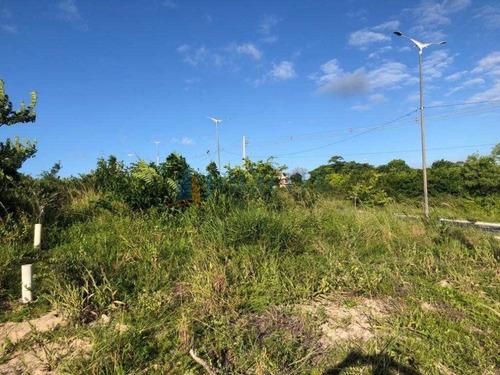 Imagem 1 de 5 de Terreno De Esquina, Altiplano Cabo Branco - 39666