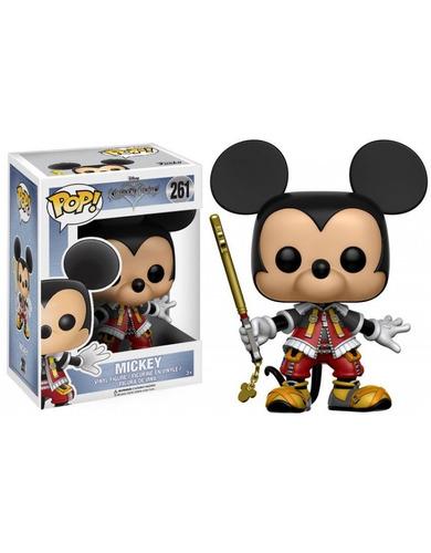 Funko Pop! Mickey 261 - Kingdom Hearts