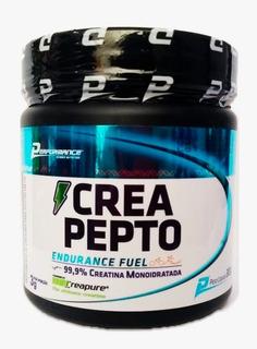 Creatina Creapure Crea Pepto 300 Gr Performance Nutrition