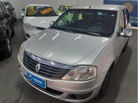 Renault Logan Expression 1.6 16v (flex) (aut) Flex Automát
