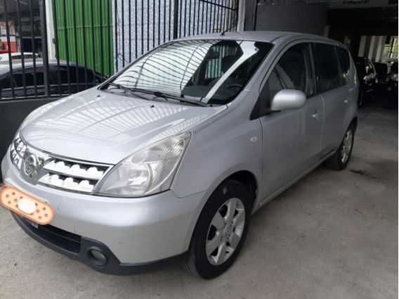 Nissan Livina 1.8 Sl Flex Aut. 5p 2010