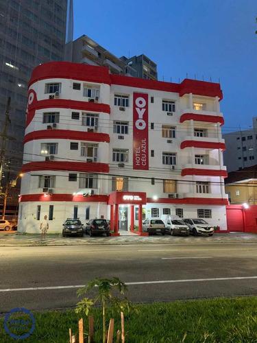 Fundo De Comércio Com 44 Dorms, Itararé, São Vicente - R$ 4 Mi, Cod: 16320 - V16320