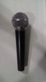 Microfone Dinamico Sem Cápsula