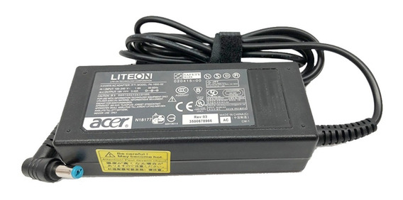 Fonte Carregador Notebook Acer 1410 4252 5532 Pa-1650-22 19v