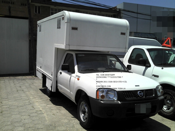 Nissan 2010 Caja Seca 4 Cil Std Conv A Gas Lp Eng $ 35600