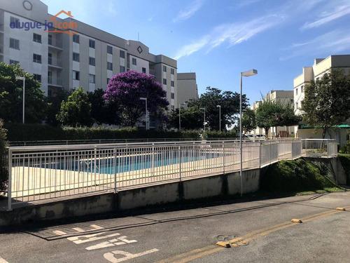 Apartamento Com 3 Dormitórios À Venda, 62 M² Por R$ 260.000,00 - Jardim Monte Santo - Cotia/sp - Ap13337