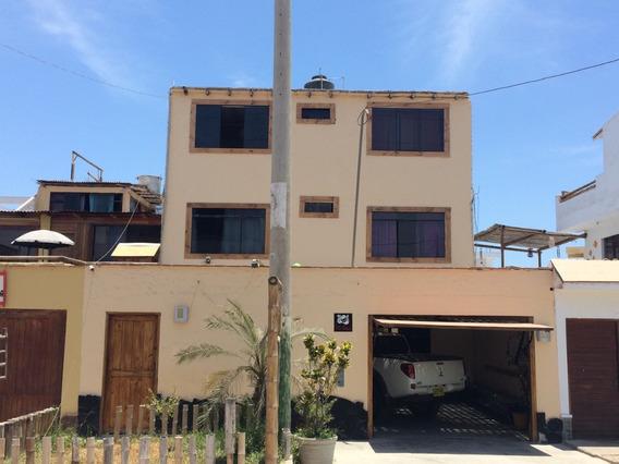 Alquilo Casa Con Piscina En Punta Hermosa