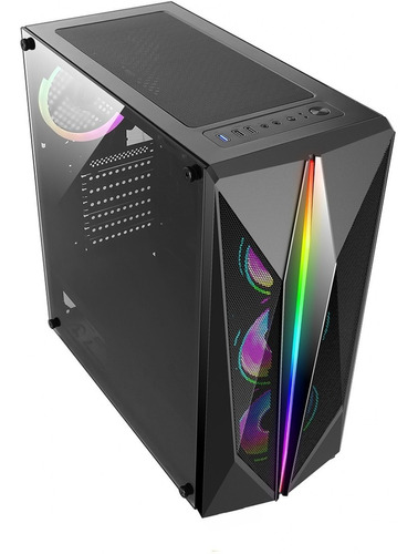 Pc Gamer Processador Amd Ryzen 5 3400g 16gb Ssd 240gb Wifi