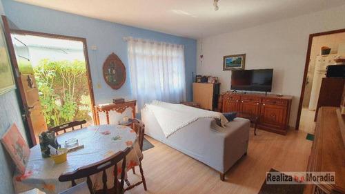 Imagem 1 de 21 de Casa Com 2 Dormitórios À Venda, 72 M² Por R$ 430.000 - Granja Viana - Sp - Ca1996