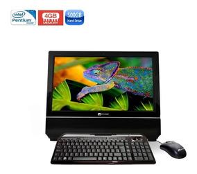 Computador All In One Intel Pentium G-630 4gb Hd 500gb