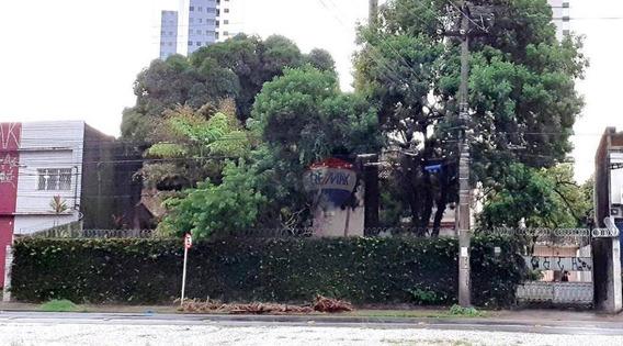 Terreno C/ Casa À Venda C/ 1.800,00m² Na Av. Caxangá, Iputinga, Recife/pe, P/ 5 Milhões - Ca0383