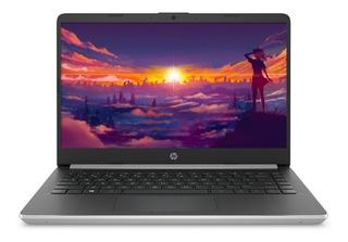 Notebook Hp 14 Intel I3 1005g1 4gb Ssd 128 Gb Customizable