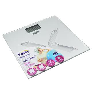 Báscula Digital Kalley, Peso Máximo 150kg · Garantía 2 Años