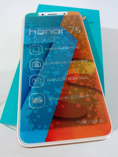 Celular Huawei Honor 7s - 16gb, Dual Sim, 13mp, Gtia (105)