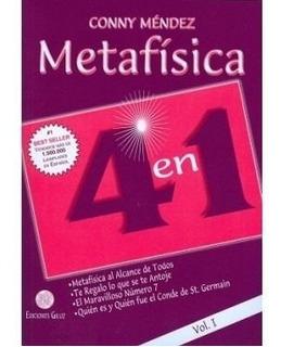Metafísica 4 En 1 Vol. I - Conny Méndez - Ediciones Giluz