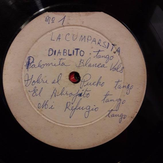 Sin Tapa Disco Tangos A Pedro Maffia