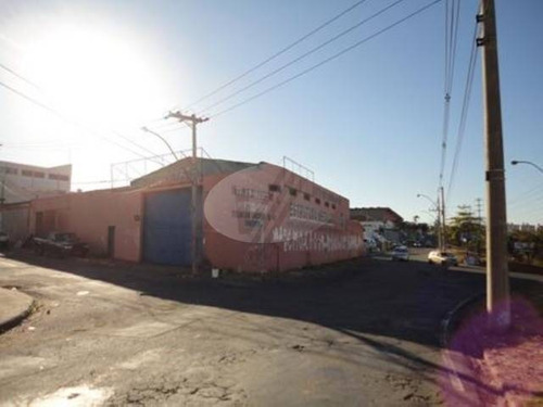 Imagem 1 de 8 de Prédio À Venda Em Parque Industrial - Pr184843
