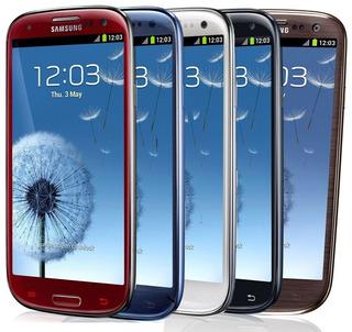 Samsung Galaxy S3 Colores 16gb 8 Mpx Liberado Nuevo 4g Lte