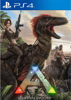 Ark Survival Evolved Ps4 Digital (juega Con Tu Perfil)