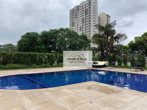 Imagem 1 de 30 de Apartamento À Venda, 320 M² Por R$ 2.100.000,00 - Bosque Maia - Guarulhos/sp - Ap2413