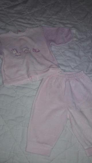 Monito Piel De Durazno Bebe 3-6 Meses Usado