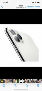 iPhone 11 Pro Max 64 Gigas Prata