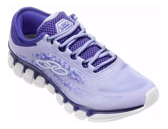 Tenis Feminino Olympikus Spring Corrida/fitness/caminhada