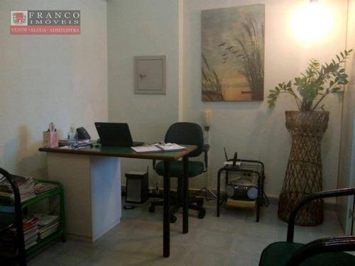 Sala Comercial Para Locação, Centro, Valinhos. - Sa0024