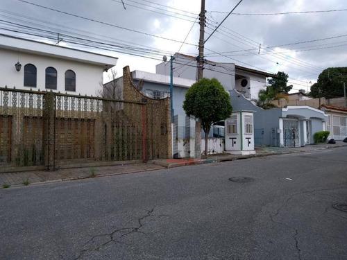 Terreno À Venda, 1700 M² Por R$ 5.100.000 - Vila Graciosa - São Paulo/sp - Te0168