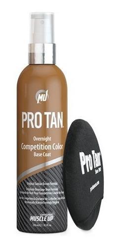 Pro Tan Overnight Protan Pintura Competencia Bronceador