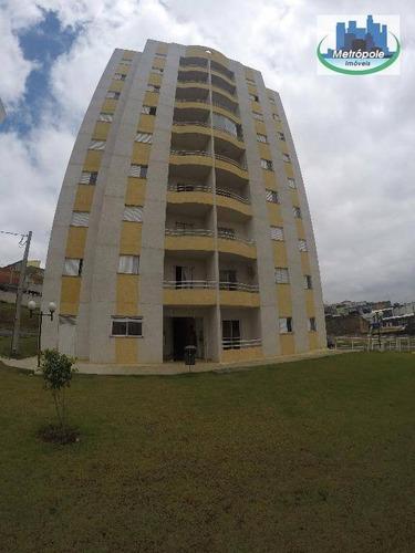 Apartamento Residencial À Venda, Jardim Testae, Guarulhos. - Ap0317