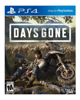 Days Gone Ps4 Fisico Sellado Envio Gratis Jazz Pc 6 Cuotas