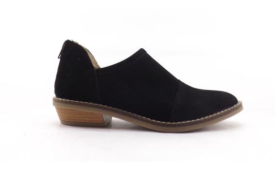 Botineta Zapato Dama Mujer Media Estacion Punta Liquidacion