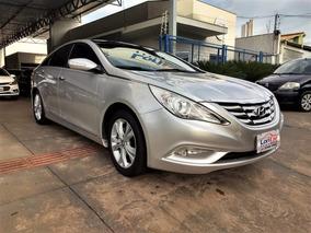 Hyundai Sonata 2.4 16v 4p Aut (gas) 2012