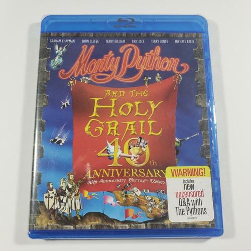 Blu-ray  Monty Python Em Busca Do Cálice Sagrado