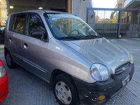 Hyundai Atos 1.1 Gls Año 2000 5 Puertas Pro Seven