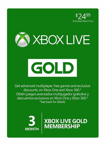 Cartão Xbox Live 100 Reais