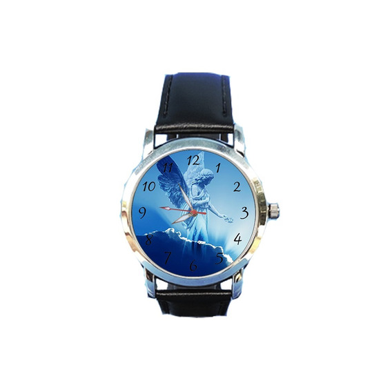 Relógio Unissex São Miguel Arcanjo Igreja Católica Jesus