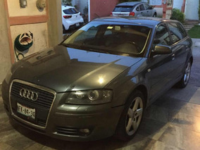 Audi A3 2.0 Spb Attraction Plus Tiptronic At 2006