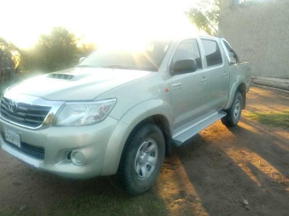 Toyota Hilux 3.0 Cd Sr 171cv 4x4 - C3 2015
