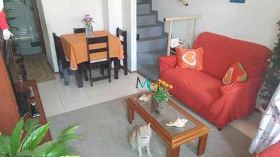 Casa 2 Quartos, Campo Grande, Condomínio Fechado, Rj - Ca0117