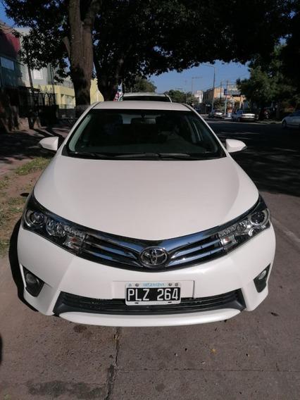 Toyota Corolla Xei Pack 1.8 (dolar Blue)